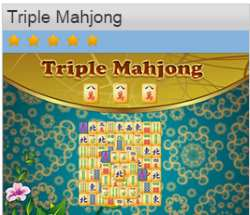 Triple Mahjong 1
