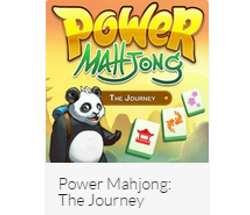 Power Mahjong- The Journey