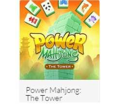 Power Mahjong- The Tower