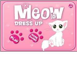 Meow Dress Up