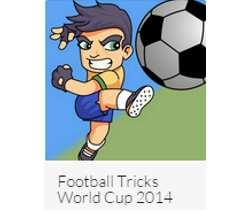 Football Tricks VM 2014