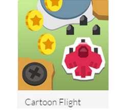 Cartoon Flight