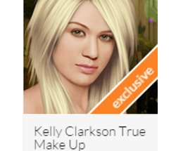 Kelly Clarkson True Make Up