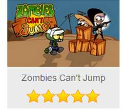 Zombies Cant Jump