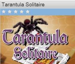 Tarantula Solitaire