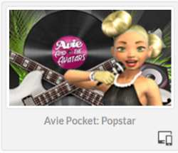Avie Pocket: Popstar