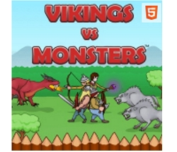 Viking vs Monsters