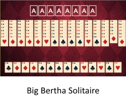 Big Bertha Solitaire